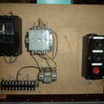 Как подключить 3 фазный двигатель к 380