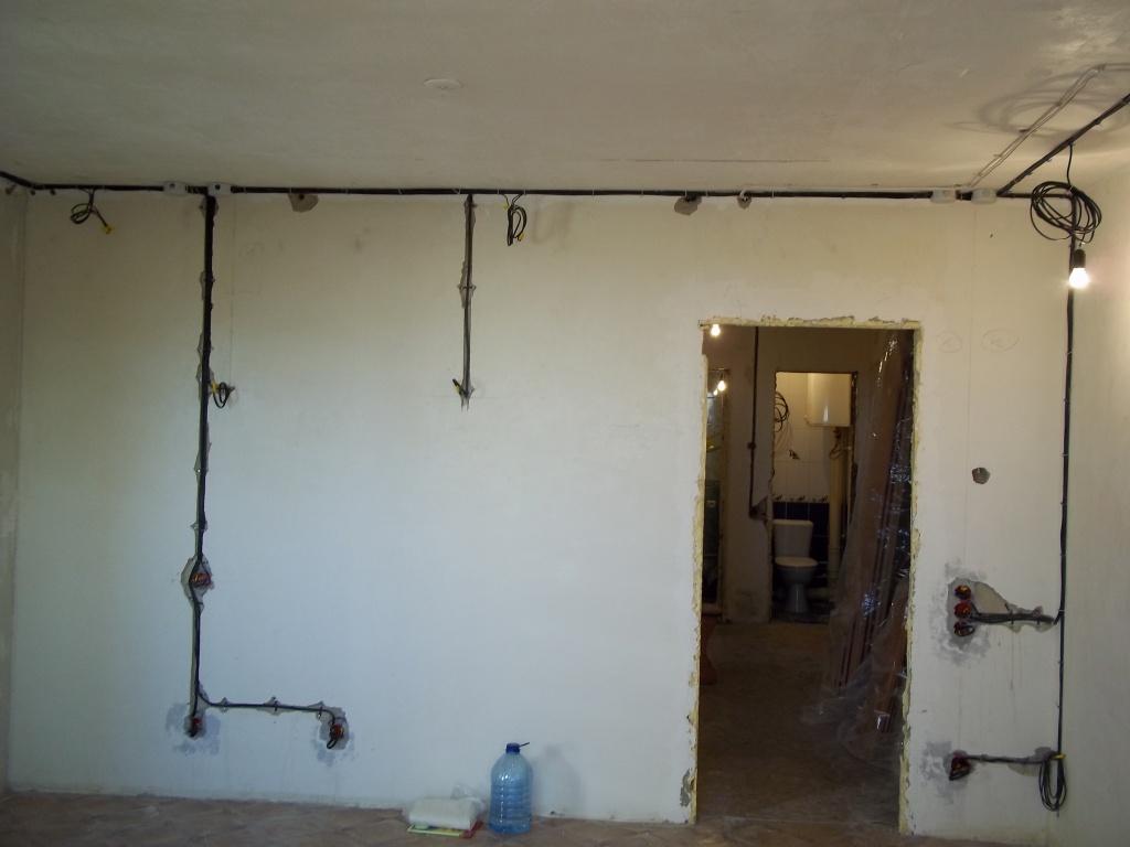 Электричество в частном доме своими руками видео фото 843