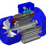 Трёх фазный асинхронный двигатель (Устройство и принцип действия)
