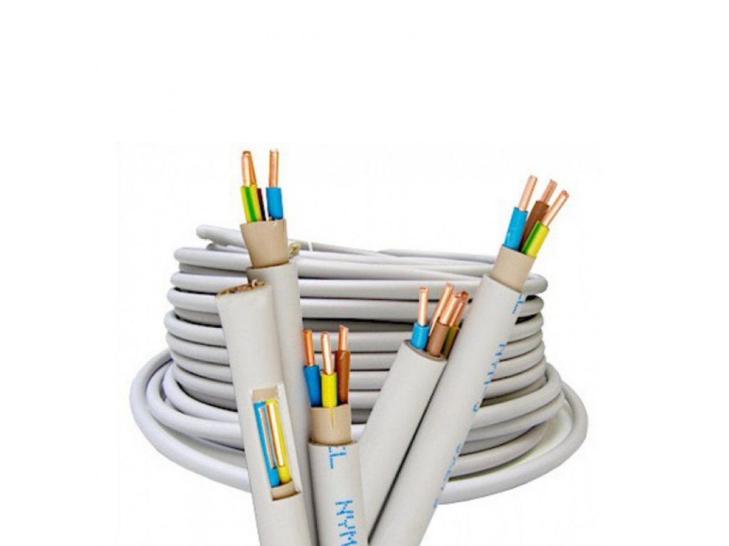 Правильное подключение кабелей по цветам